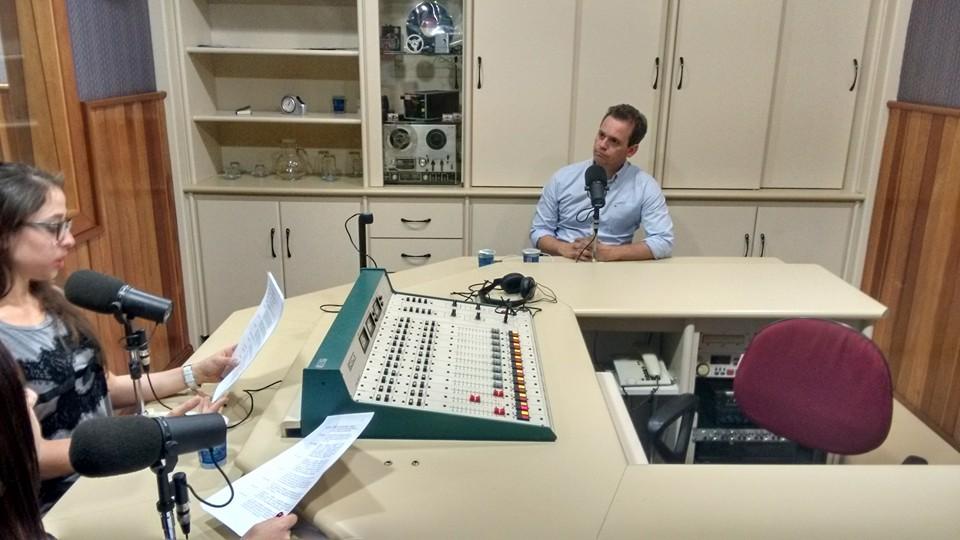 Entrevista – Renato Purini (PMDB)