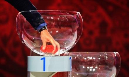 Definidos os confrontos da repescagem europeia para Copa 2018