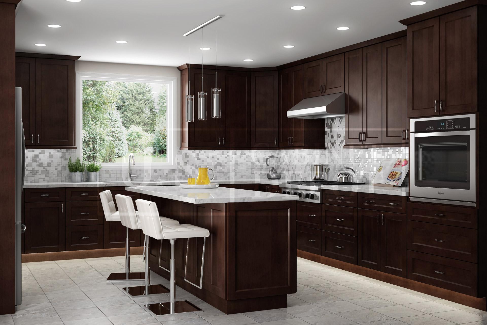 Small Kitchen Design Narrow