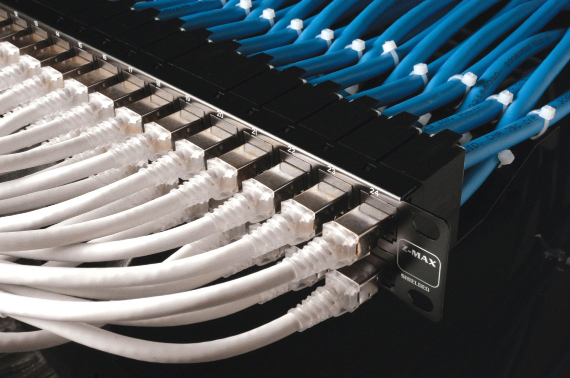 Jackson KYs Top Quality Voice & Data Network Cabling Contractor