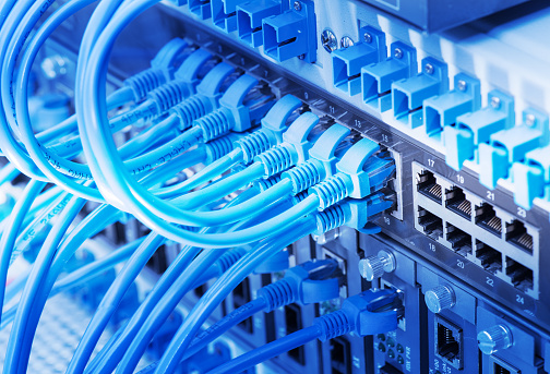 Peachtree City GA Top Quality Onsite Voice & Data Network Cabling, Low Voltage Inside Wiring Services