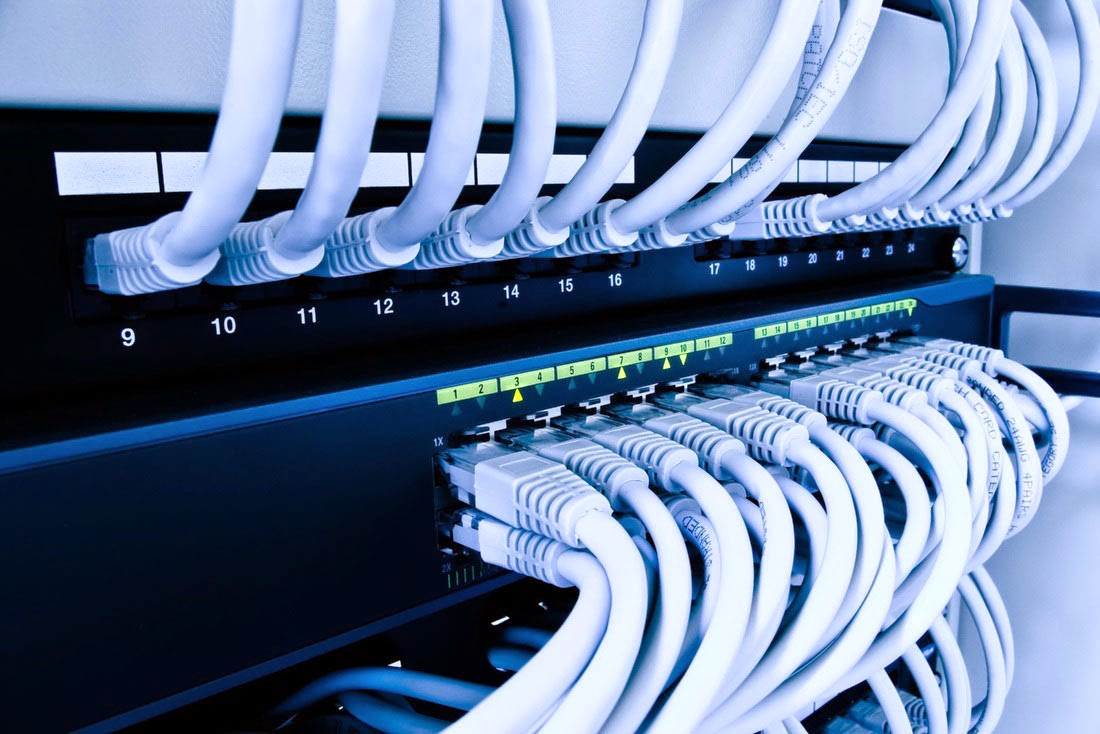 Union City GA High Quality Onsite Voice & Data Network Cabling, Low Voltage Inside Wiring Contractors