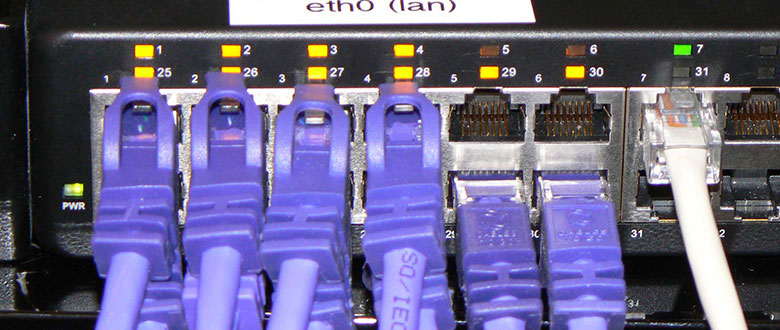 Fishers Indiana High Quality Voice & Data Network Cabling Services Contractor