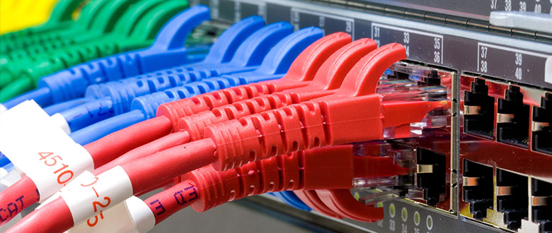 South Daytona Florida High Quality Voice & Data Network Cabling Solutions Contractor