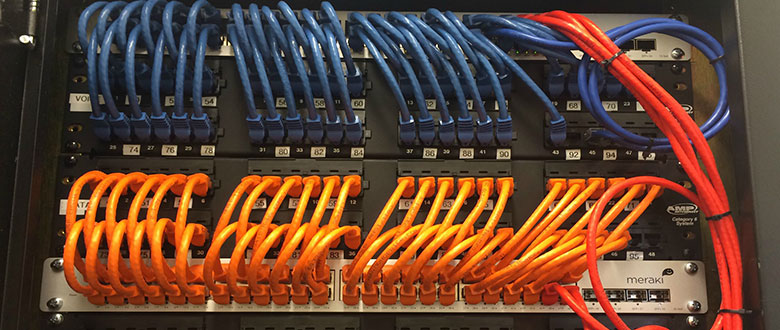 Haltom City Texas Trusted Pro Voice & Data Cabling Networking Services Provider