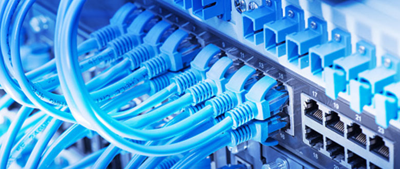 Irvine California On Site Networking, Voice and High Speed Data Cabling Solutions