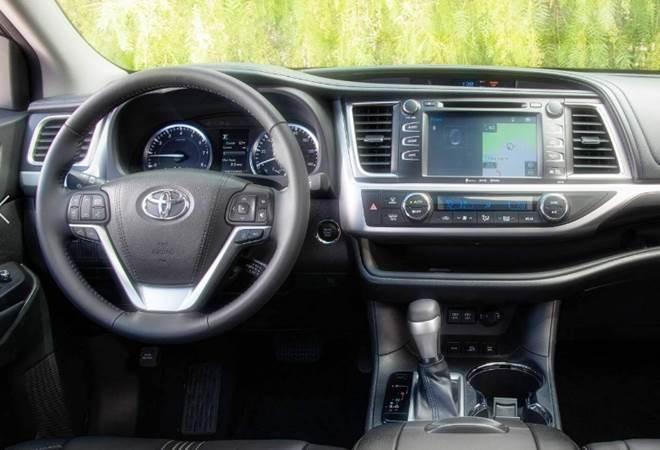 2021 Toyota Highlander Interior Redesign