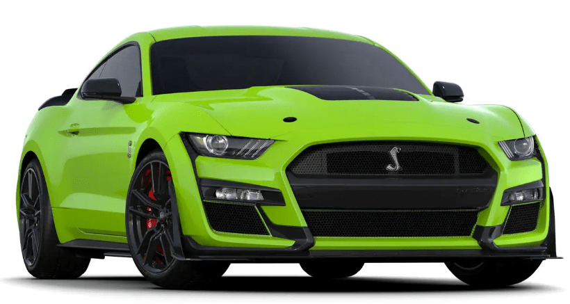 2020 Ford Mustang Shelby GT500 Price in Canada