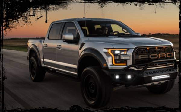 2022 Ford F150 Redesign