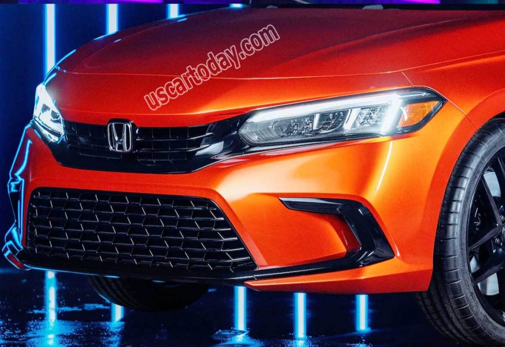 2022 Honda Civic MPG