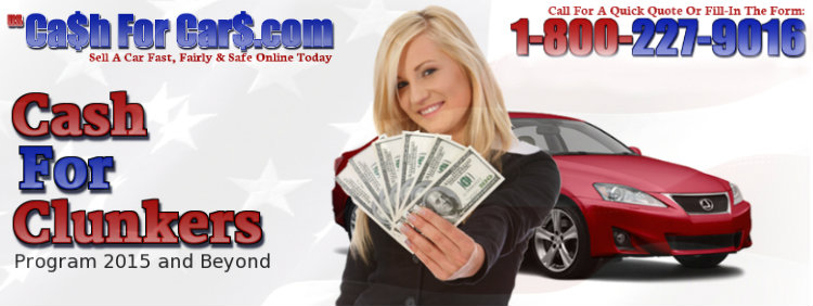 CashForClunkers2015 US Cash For Cars