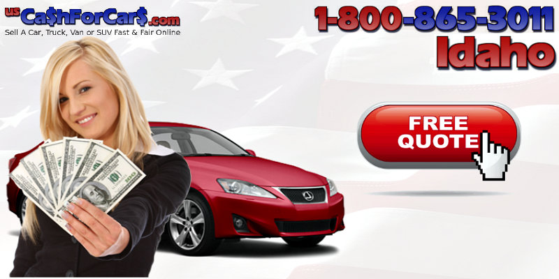 Cash For Cars Idaho, ID