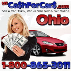 Cash For Cars Ohio OH Sell A Car