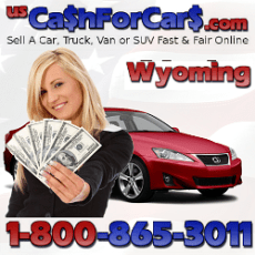 Cash For Cars Wyoming WY Sell A Car