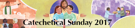 Catechetical Sunday 2017 Banner