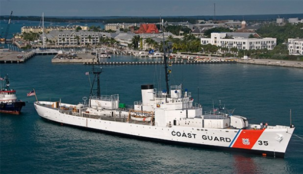Image result for U.S. Coast Guard Cutter Ingham Maritime Museum