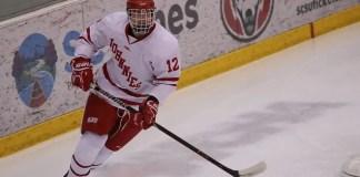 Robb Stautz (12) of Saint John