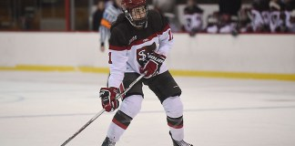 Justine Reyes of St. Lawrence (St. Lawrence Athletics)