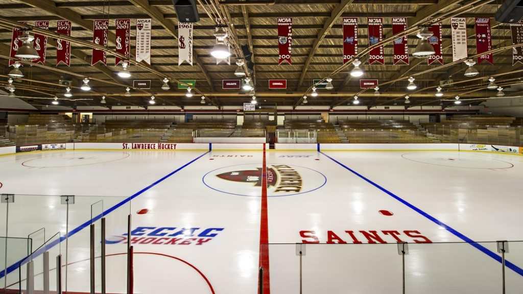 St. Lawrence's Appleton Arena ice to be named in honor of Torrey family