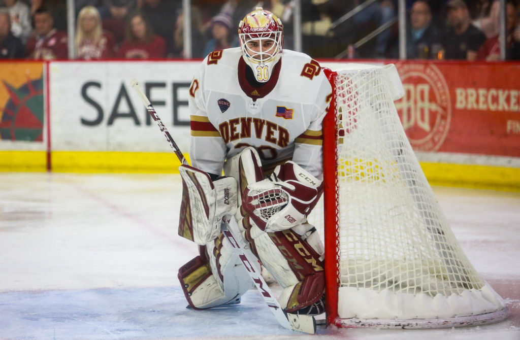 USCHO GAME OF THE WEEK: Denver sees growth as team sport, will need to be 'more on their toes' against Minnesota Duluth