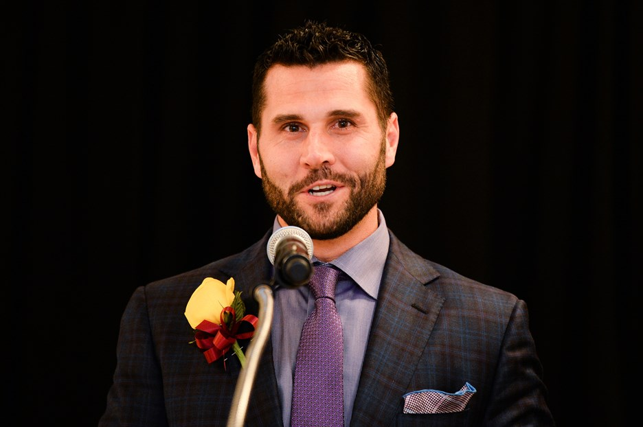 Former Boston College captain Gionta to have jersey retired by school on Feb. 15, 2020