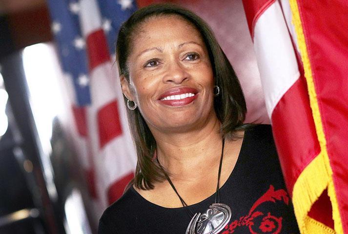 Marcia M. Anderson