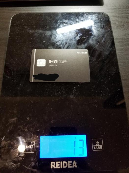 The Heaviest Credit Cards List (2019 8 Update: Citi Prestige