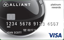 alliant visa platinum rewards credit card review another 2 cash back card with no annual fee - Visa Rewards Card