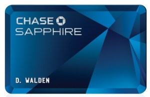 Chase Sapphire Preffered Book Travel