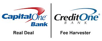 Credit_one_vs_Capital_One