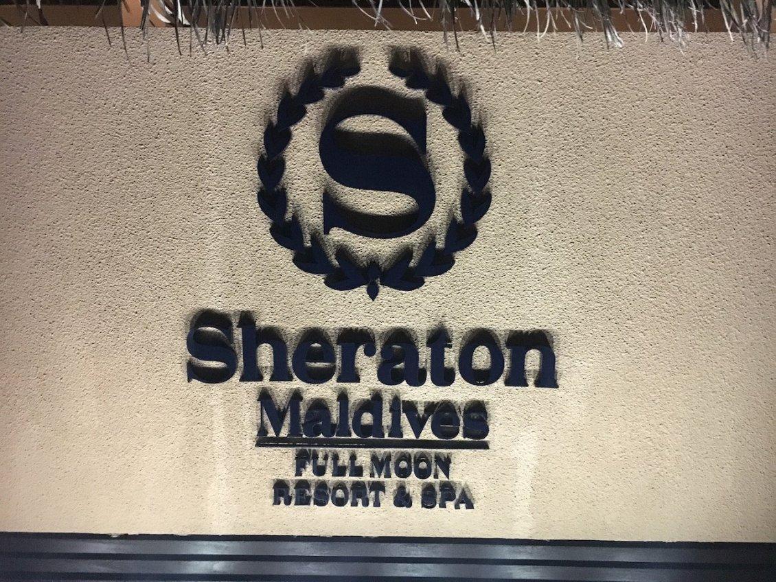 Sheraton Maldives Fullmoon Resort Spa Island Cottage