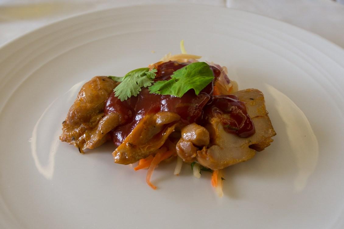 MH004 Oriental Style Chicken