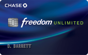 chase freedom unlimited cfu credit card review 2018 11 update
