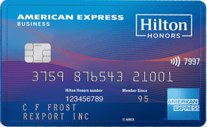 Amex Hilton Business Credit Card Review 20188 Update 125k100