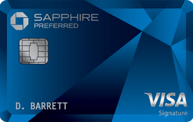 Chase Sapphire Preferred® Card Review (2019 4 Update: 60k