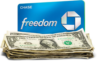 Chase Freedom 信用卡