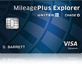 """""""The history of 75k+ high 55K+ public links can match the success of"""" Chase United MileagePlus Explorer (UA)-the most simple and practical mileage card"""