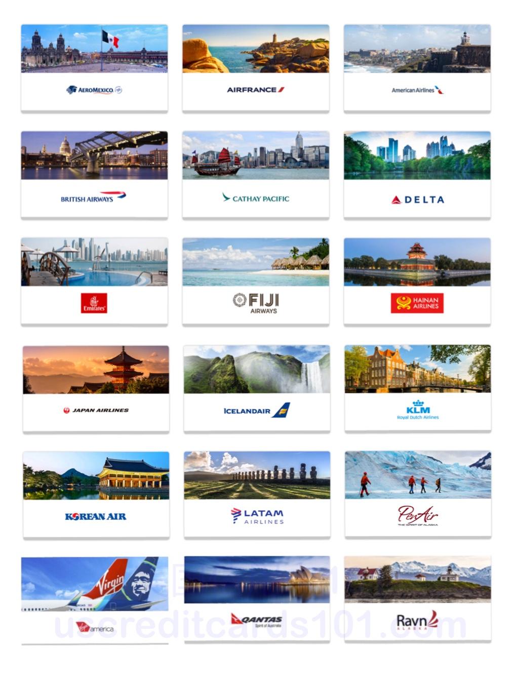 阿拉斯加航空里程介绍 (1) - 里程累积【1/20更新多家航司的累积标准】