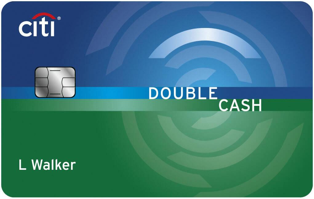 Citi Double Cash——卡如其名