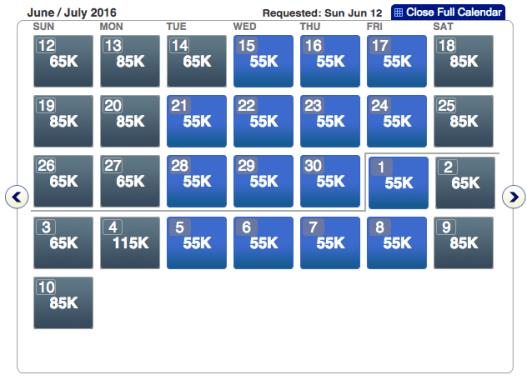 AA放出不少暑假旺季往返上海里程票,先到先得!