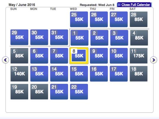 AA突然放出海量达拉斯-北京航线商务舱里程票,包括暑假!