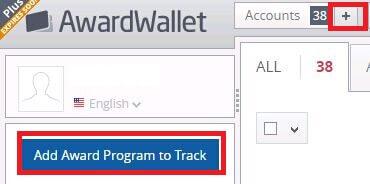 Award Wallet 使用指南-里程点数和行程管理神器【注册送6个月高级会员】