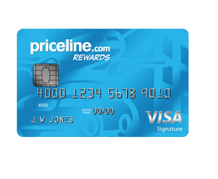 Priceline.com Rewards Visa Card - 特价酒店爱好者的福音
