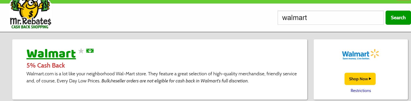 Mr Rebate Cashback Portal Review【