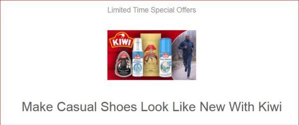 Swagbucks + Walmart = 倒赚 + 免费 kiwi 产品(鞋带/创口贴 等等)【4/4更新:term变化,需要每件至少jpg】
