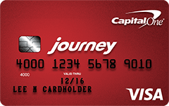 Capital One Journey Students Rewards 信用卡