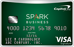 Capital One Spark Cash 商业信用卡【1/7更新:offer 28号截止,开卡送00+2%返现】
