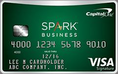 Capital One Spark Cash 商业信用卡【11/15更新:开卡送00+2%返现】