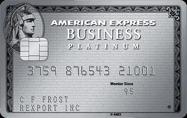 AMEX Business Platinum 商业信用卡【100k开卡奖励来了!】