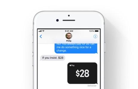 Apple Pay 将开放点对点(P2P)转账功能